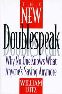 doubts about doublespeak william lutz thesis