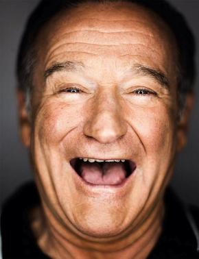 Robin Williams (RIP) – a classic clip where he upstages a #TED conference