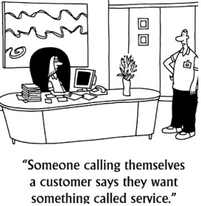 CRM = Customer Rejection Management #crm #crmfail #customerservice