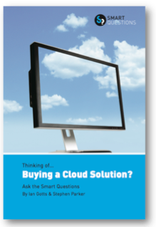 Buying Cloud - book cover
