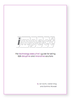 IMPACT - book cover